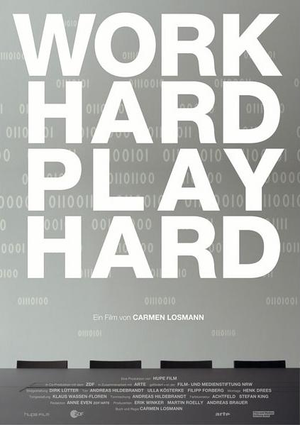 work_hard_play_hard_plakat
